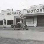 Monaro Motors Tumut – 1935 Ford Roadster Ute