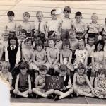 Tumut Infants School 1968 Class