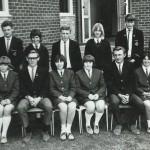 Tumut High School Debating Team 1968