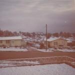Snow in Tumut: 1970