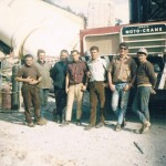 Talbingo Power Station Crew 1970