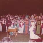 Christmas Pageant 1976