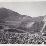 Blowering Dam Construction Pictures