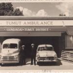 Tumut Ambulance Station 1959