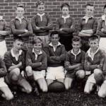 1950s Boys Football Team