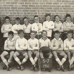 1960 School Rugby League Team