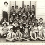 Year 1, 1961 at Tumut Infants