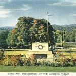 The Richmond Park Cenotaph