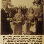 Tumut Picnic Races, 1962