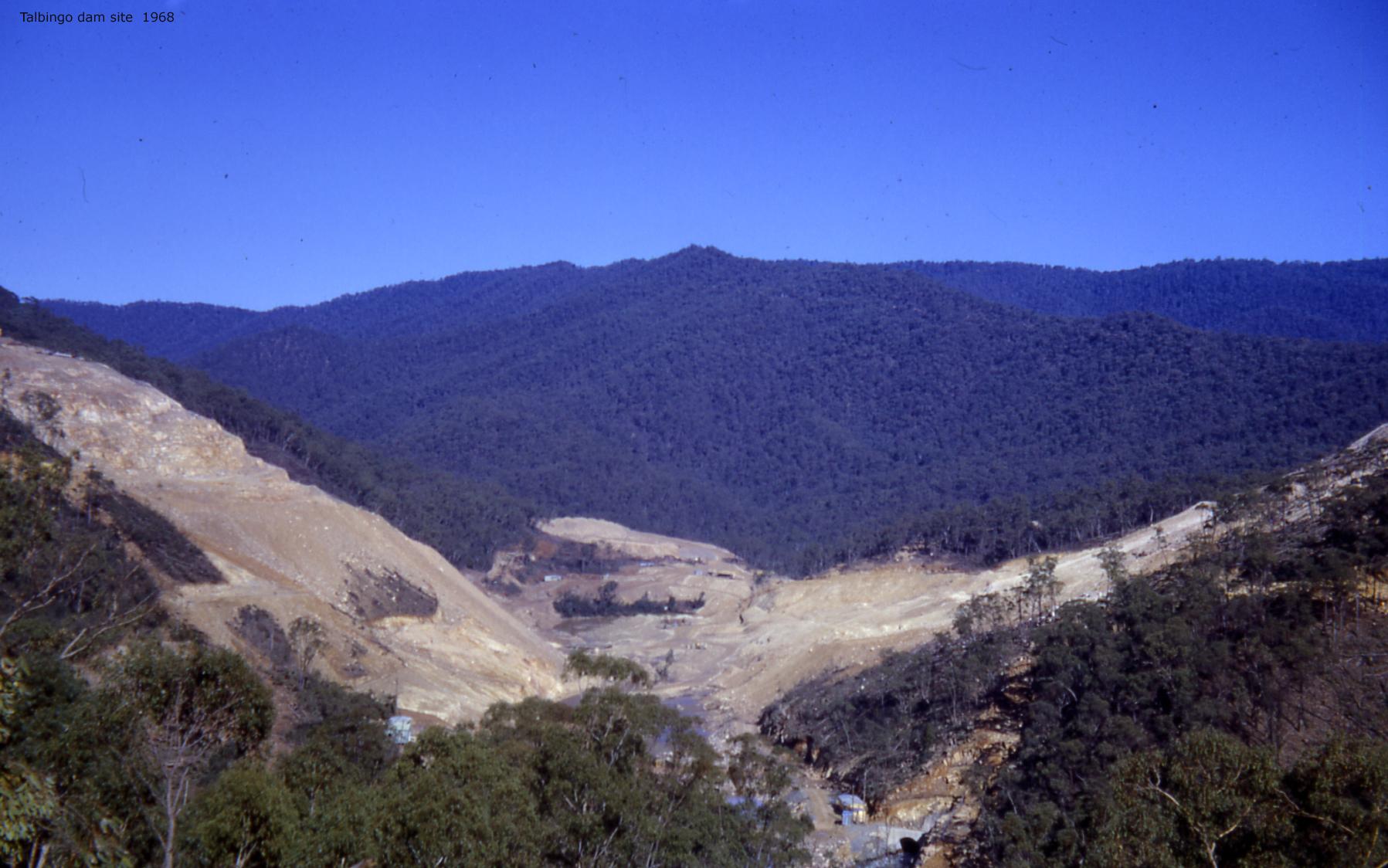 ChrisBonnortalbingo dam site 68