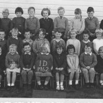 Tumut Infants School 1D 1962