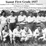 Tumut Rugby League First Grade 1937
