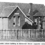 Tumut's First Public School – 1869